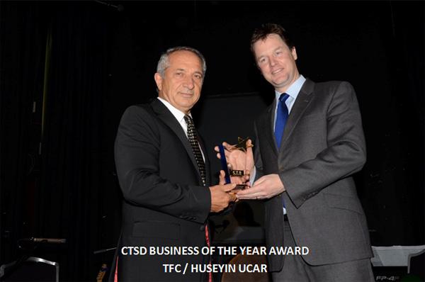 CTSD Award
